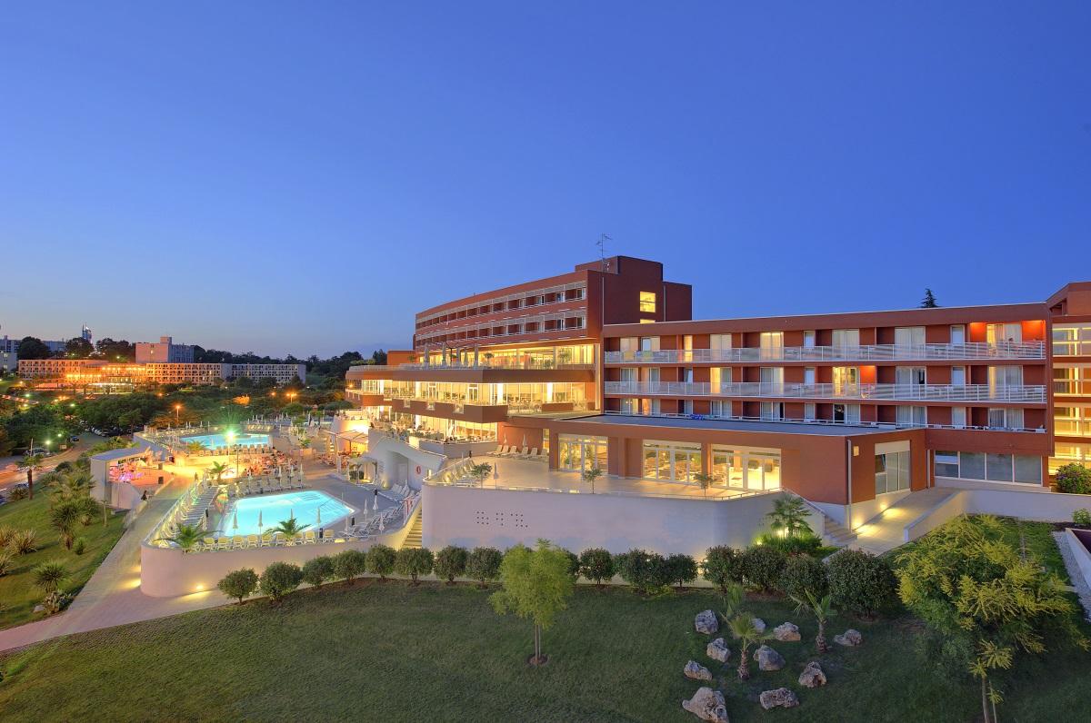 Italien  Sterne Hotel Am Meer