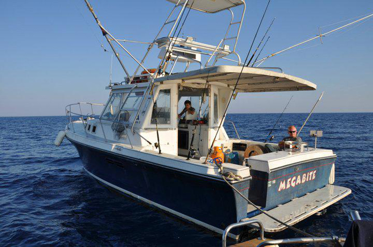 Big game fishing in kroatien von for Delaware fishing charters