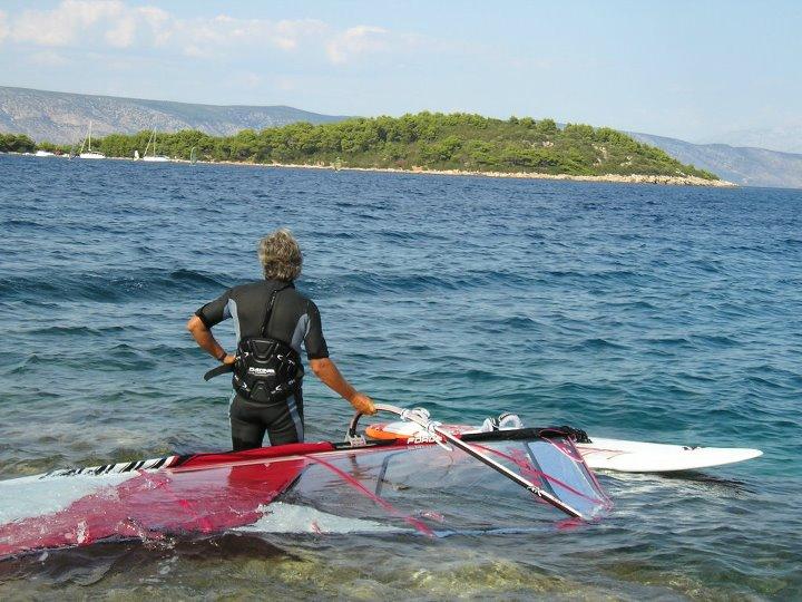 Windsurf Center Bota Vrboska | Reiseführer Windsurfen