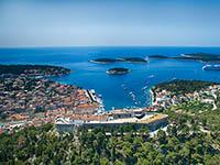 Insel Hvar, Dalmatien, Kroatien
