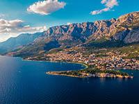 Makarska - Dalmatien, Kroatien