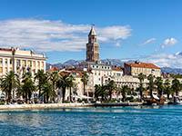 Split - Dalmatien, Kroatien