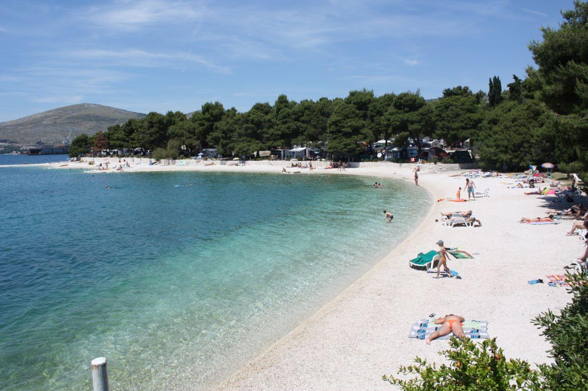 Ciovo Island Beaches